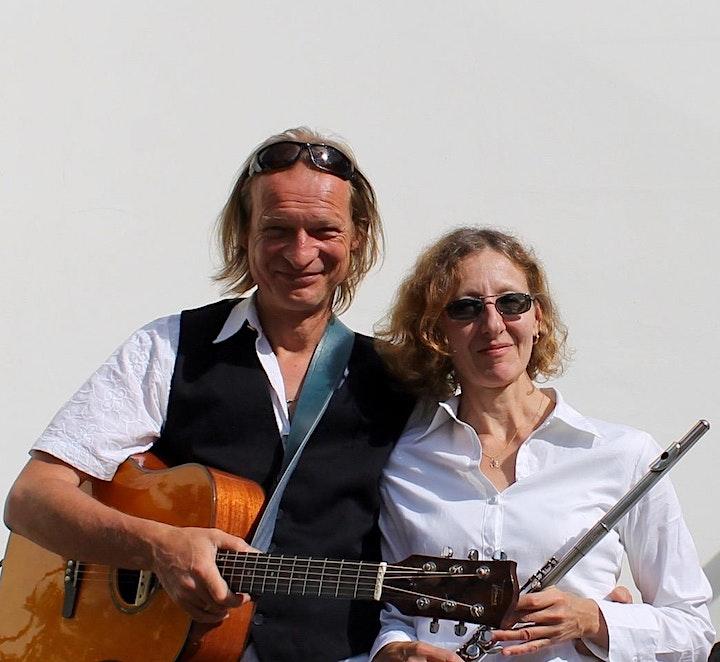 Immagine Rolando Biscuola & Christine Plaickner  - musicatheatercabaretlkwkallmünz
