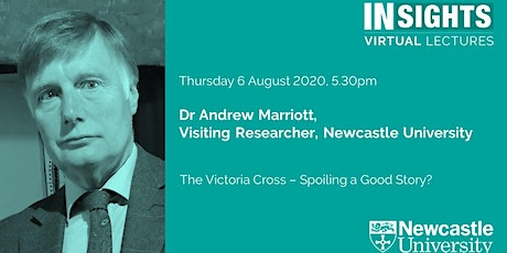 INSIGHTS Virtual Lectures: The Victoria Cross – Spoiling a Good Story? tickets