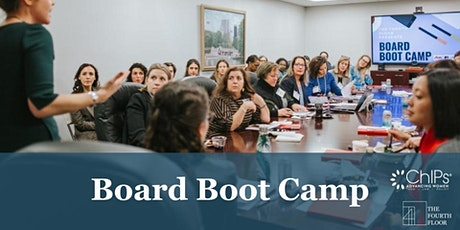 Board Boot Camp: How to get on a board or form an ideal advisory board - C2 tickets