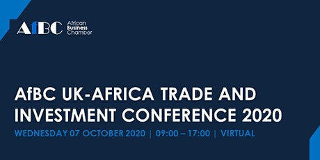 AfBC UK-Africa Trade and Investment Conference 2020 tickets