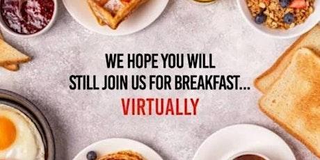 PWC Philadelphia Virtual Breakfast tickets