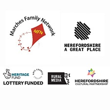 Marches Family Network & Herefordshire's a Great Place (Rural Media) logo