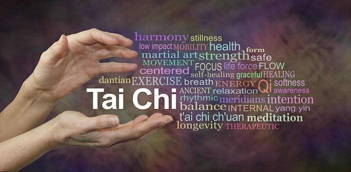Tai Chi for beginners - Mondays @ 12pm image