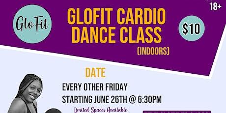 GloFit Indoor Cardio Dance Class tickets