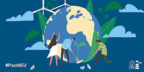 WEBINAR - Taking Action Towards the European SDG Summit tickets