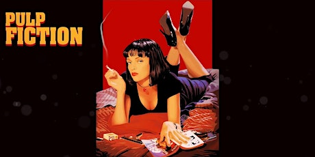 Peachy Cinema Pulp Fiction (18) tickets