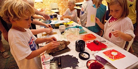 Just Paint! Camp tickets