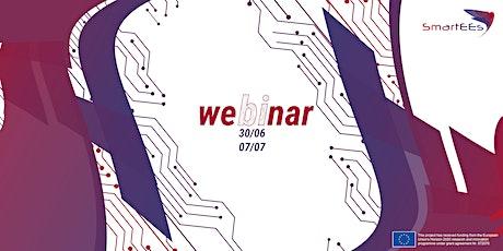 SmartEEs2 Webinar bilhetes