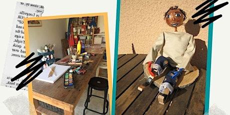 Stage d'été Ré-créatif Marionnettes  8 -12 ans 3 jours sur Mirabel (07170) billets