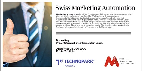 Brown Bag - Swiss Marketing Automation Tickets