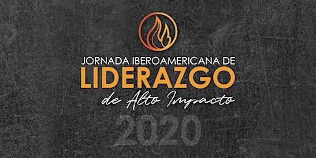 5TA. JORNADA IBEROAMERICANA DE LIDERAZGO DE ALTO IMPACTO entradas