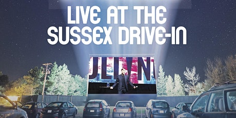 James Mullinger and friends live at the Sussex Drive-In tickets