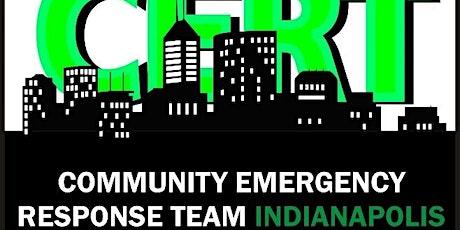 CERT Search & Rescue w/Triage tickets