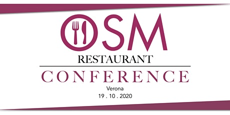 OSM RESTAURANT CONFERENCE tickets