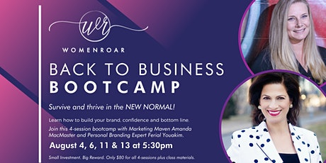 Back to Business Bootcamp tickets