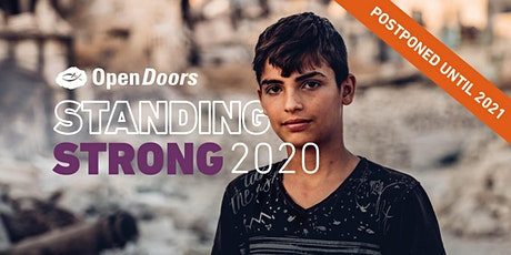Standing Strong 2021 Evening Gathering: Aberdeen tickets