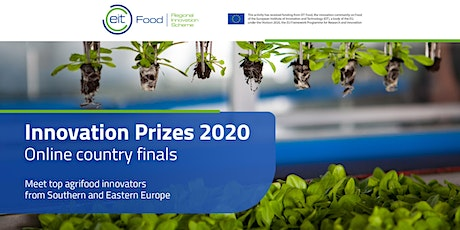 Spanish Final - EIT Food Innovation Prizes competition tickets