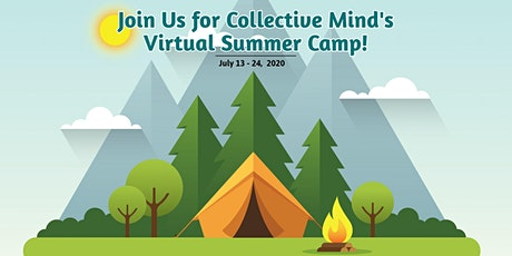 Collective Mind Virtual Summer Camp: A virtual event for and about networks tickets
