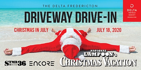 Delta Driveway Drive-In |SAT JULY 18| National Lampoon's Christmas Vacation tickets