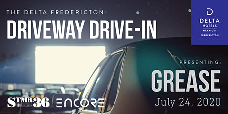 The Delta Driveway Drive-In | FRIDAY JULY 24 | Grease tickets