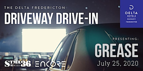 The Delta Driveway Drive-In | SATURDAY JULY 25 | Grease tickets