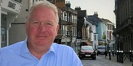 Zoom Drinks with Sir Mike Penning, MP for Hemel Hempstead tickets