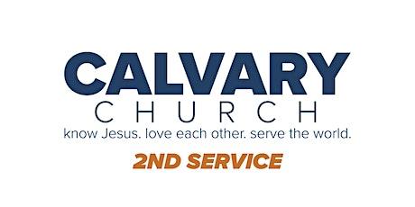 Lemont Calvary Church: 2nd Sunday Service tickets