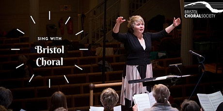 Sing with Bristol Choral - Handel Dixit Dominus - online event tickets
