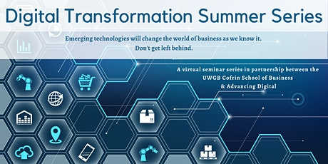Digital Transformation - Start to Smart to Really Hard: Technology Pathways tickets