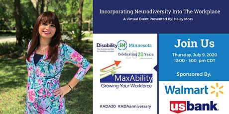Incorporating Neurodiversity Into The Workplace tickets