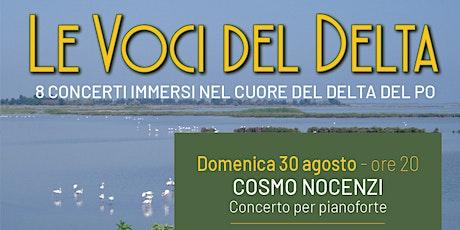 Concerto COSMO NOCENZI - 30 agosto biglietti
