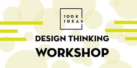 100K Ideas - Design Thinking Workshop Tickets