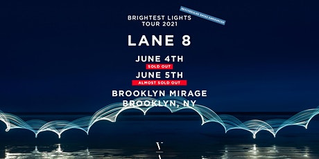 Lane 8 - Brightest Lights Tour - Brooklyn, NY (Friday)