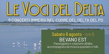 Concerto BEVANO EST - 8 agosto biglietti