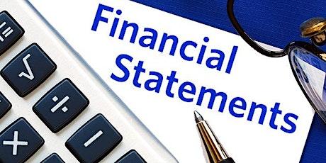 Financial Statements tickets