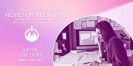 'Digital Girls in a Digital World' tickets