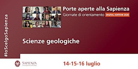 Area delle scienze geologiche biglietti