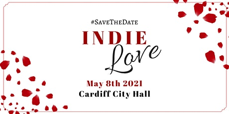 Indie Love Cardiff Book Signing 2021 tickets