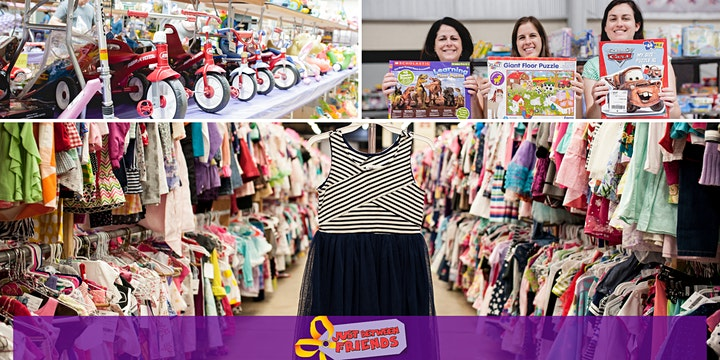 Huge Children's Consignment Sale- JBF N. Houston  GET IN FREE image