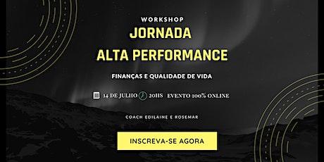 Workshop Alta Performance #2 ingressos