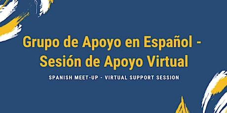 Grupo de Apoyo Virtual tickets