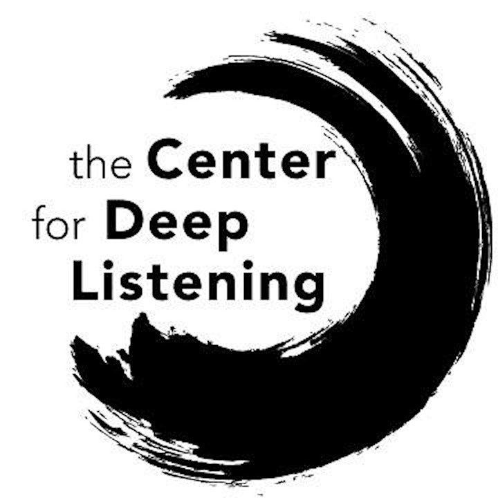 Deep Listening® with the new moon image