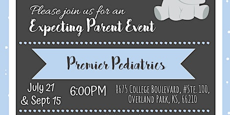 September Expecting Parent Event tickets