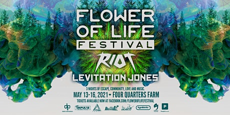 Flower of Life Festival 2020 tickets