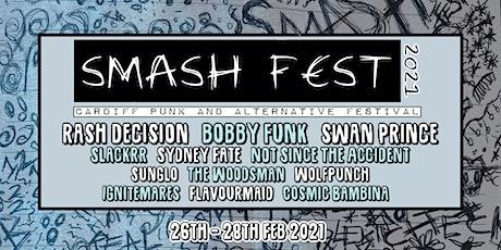 Smash Fest 2021: Cardiff Punk and Alternative Festival tickets