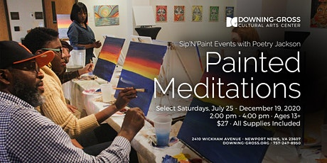 Painted Meditations with Poetry Jackson tickets