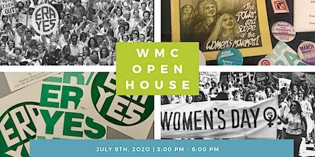 WMC Open House: ERA tickets