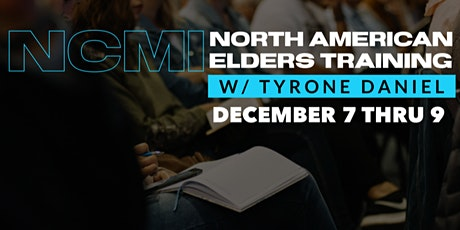 NCMI North American Elders Training  tickets