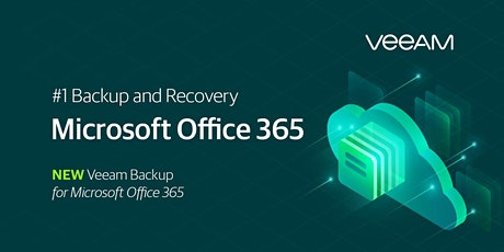 Backup for Office 365 with a Veeam Engineer tickets