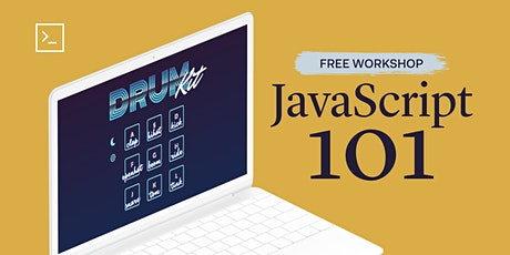 JavaScript 101 (Live Online) tickets